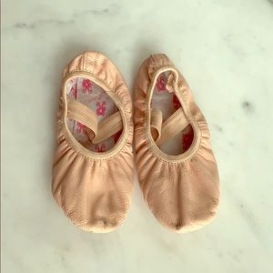 So danca ballet shoes size